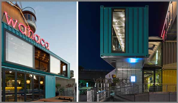 Five Interesting Restaurant Designs from Across the Globe