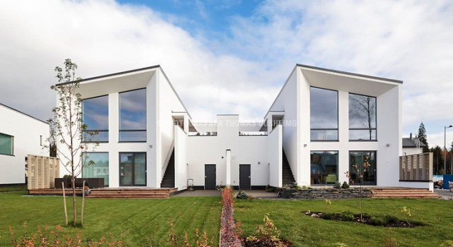 Duplex development is on the rise.