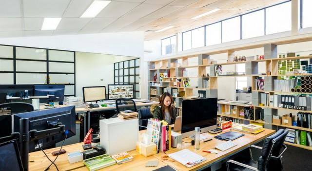 Paper Tube office 2