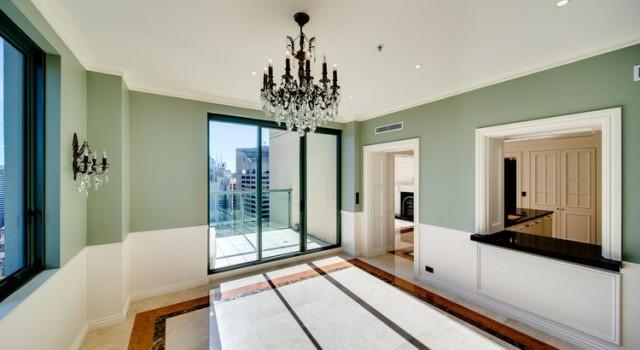 Penthouse renovation