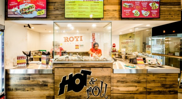 Hot & Roll Haymarket