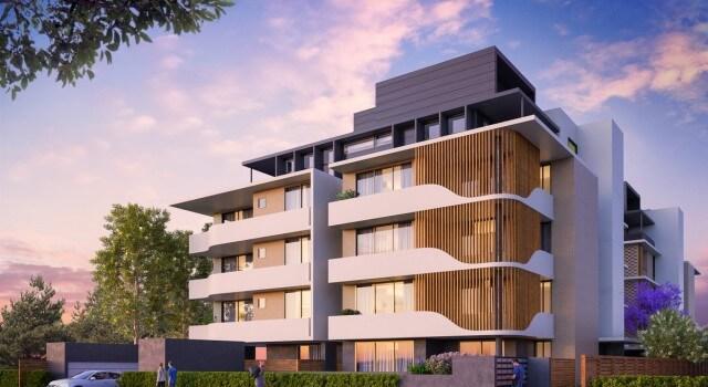 8 Park – 44 unit development